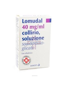 LOMUDAL*collirio 10 ml 40 mg/ml