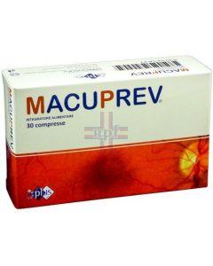 MACUPREV 30 COMPRESSE 37.5 G