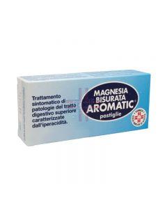 MAGNESIA BISURATA AROMATIC*40 cpr