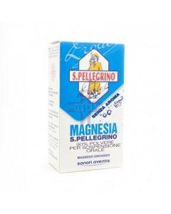 MAGNESIA SAN PELLEGRINO*orale polv 100 g 90%