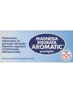 MAGNESIA BISURATA AROMATIC*80 cpr