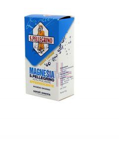 MAGNESIA SAN PELLEGRINO*orale polv eff limone 100 g 45% (SCADENZA 12/2020)