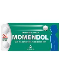 MOMENDOL*24 cpr riv 220 mg
