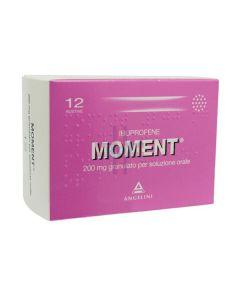MOMENT*12 bust grat 200 mg