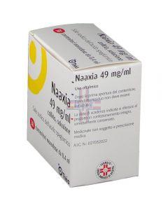 NAAXIA*30 monodosi collirio 0.4 ml 4.9%