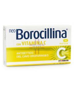 NEOBOROCILLINA C*20 pastiglie 1.2 mg + 70 mg