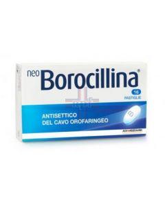 NEOBOROCILLINA*16 pastiglie 1.2 mg + 20 mg