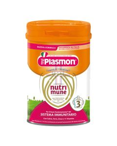 PLASMON NUTRI-MUNE 3 POLVERE 750 G