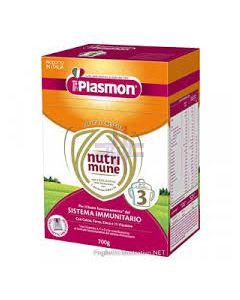 PLASMON NUTRIMUNE LATTE STAGE 3 POLVERE 700 G
