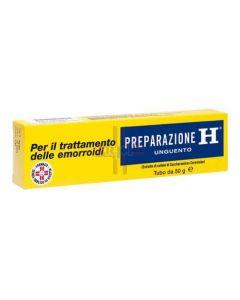 PREPARAZIONE H*ung derm 50 g 1.08%