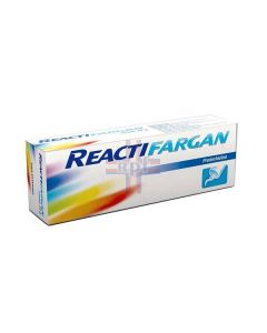 REACTIFARGAN*crema derm 20 g 2%