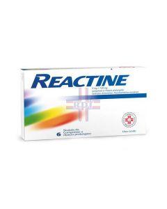 REACTINE*6 cpr 5 mg + 120 mg rilascio prolungato