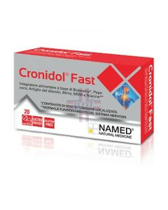 CRONIDOL FAST 20CPR