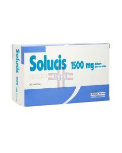 SOLUCIS*20 bust polv orale 1.5 g