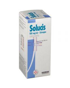 SOLUCIS*sciroppo 200 ml 10%