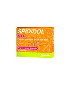 SPIDIDOL*12 cpr riv 400 mg