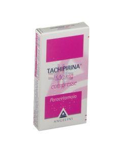 TACHIPIRINA*10 cpr 500 mg