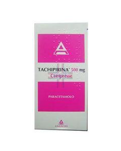 TACHIPIRINA*30 cpr 500 mg