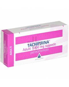 TACHIPIRINA*AD 10 supp 1.000 mg