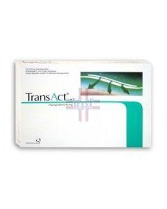 TRANSACT LAT*10 cerotti medicati 40 mg