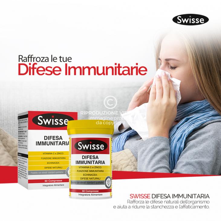 Rinforza le difesse immunitarie